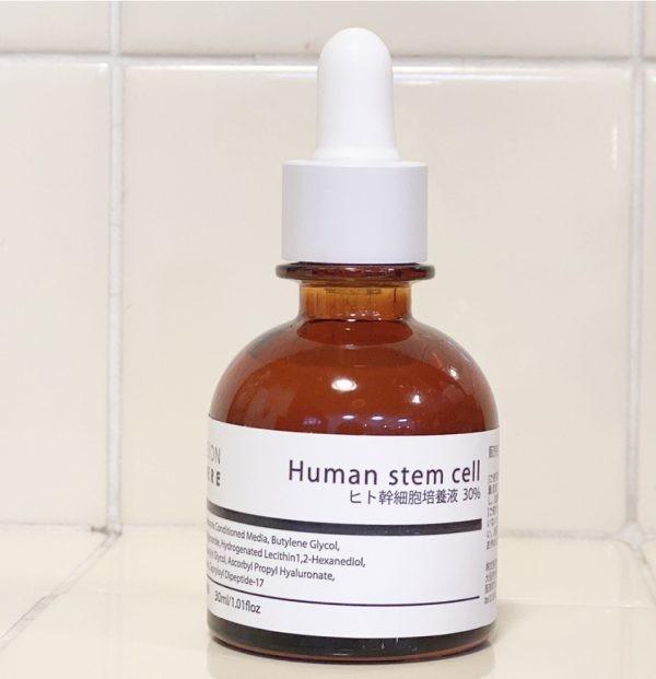 ヒト幹細胞培養液配合美容液